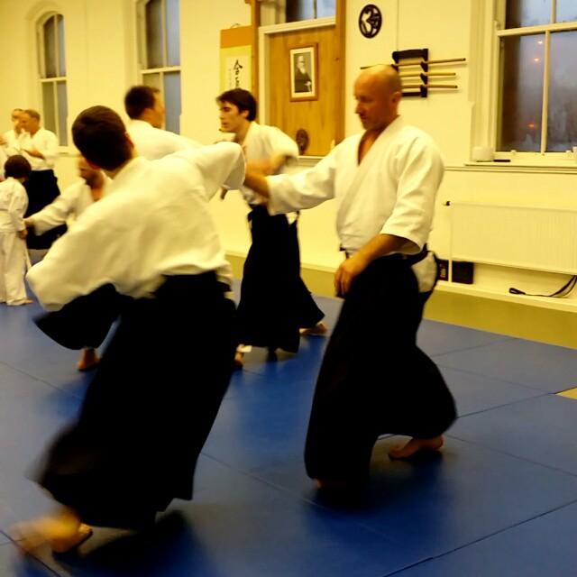 Aikido in Dublin
