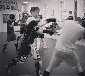 MMA in Dublin