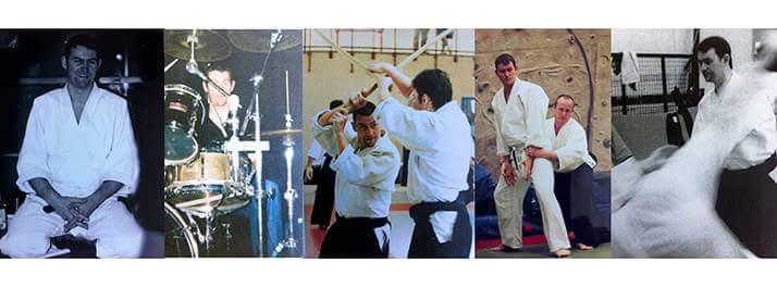 Class for John - Aikido