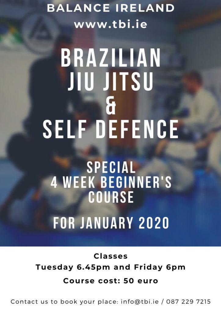 BJJ & Self Defence
